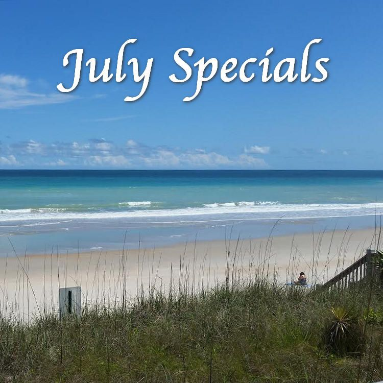 Topsail Island Rental Deals for July