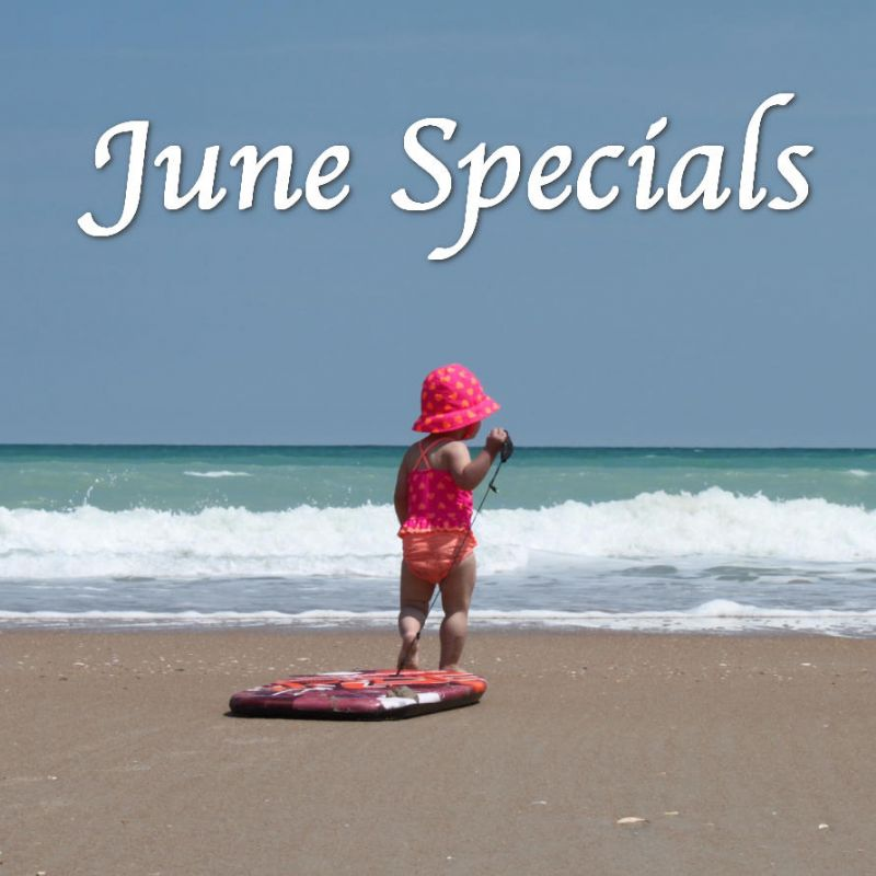Topsail Island Special Rates for June